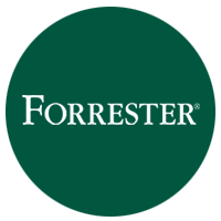 Forrester market research logo