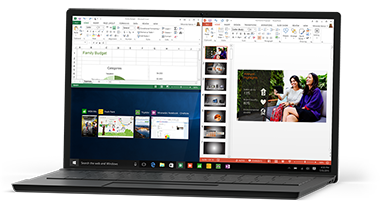 Office for Windows 10 provides hitherto unparalleled collaboration with your favourite Microsoft Office applications.