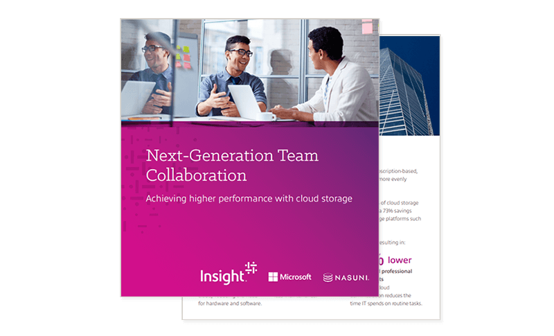 Cover of Next-Generation Team Collaboration ebook available for download